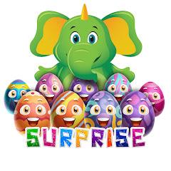 ChuChuTV Surprise Eggs Learning Videos's channel picture