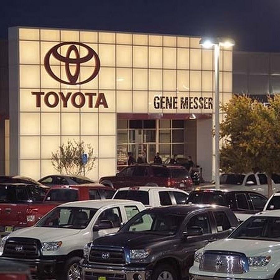 Gene Messer Lubbock >> Gene Messer Toyota Youtube