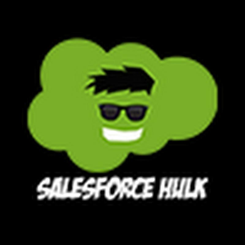 Salesforce Hulk YouTube Stats, Channel Statistics & Analytics