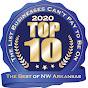 Northwest Arkansas Travel Guide (Best of NWA, Top 10)