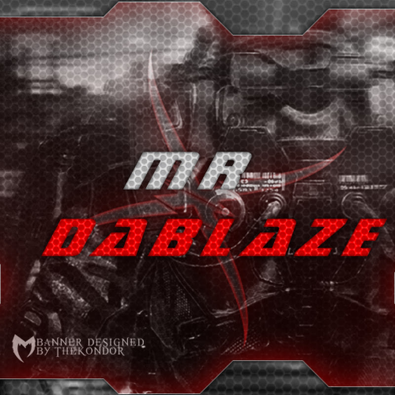 youtubeur Mr Dablaze