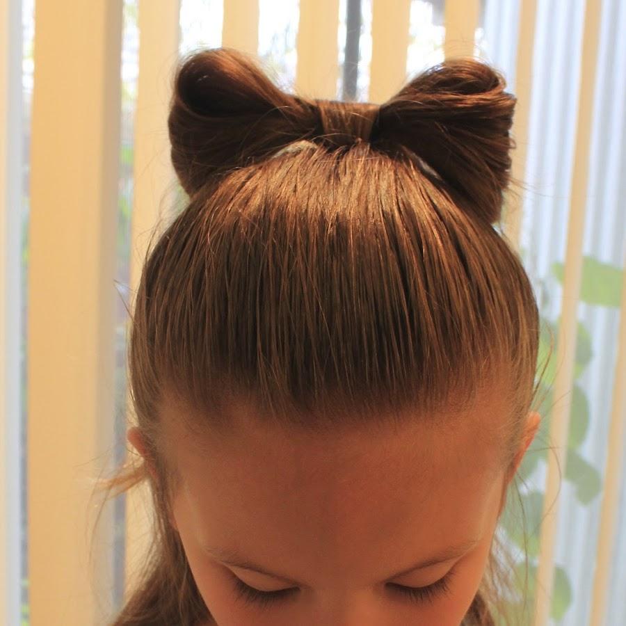 かんたん かわいい 女の子のヘアスタイル - youtube