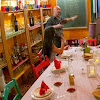 The Awaiting Table Cookery School in Lecce, Italy