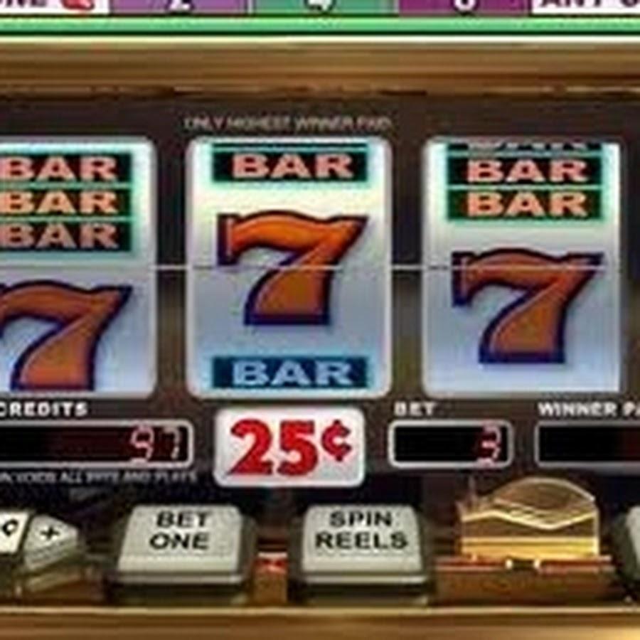 Slot machine gratis da bar