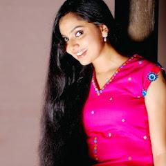 Anitha's Long hair videos