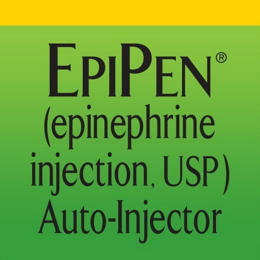 Epipen Epinephrine Injection Usp Auto Injector Youtube