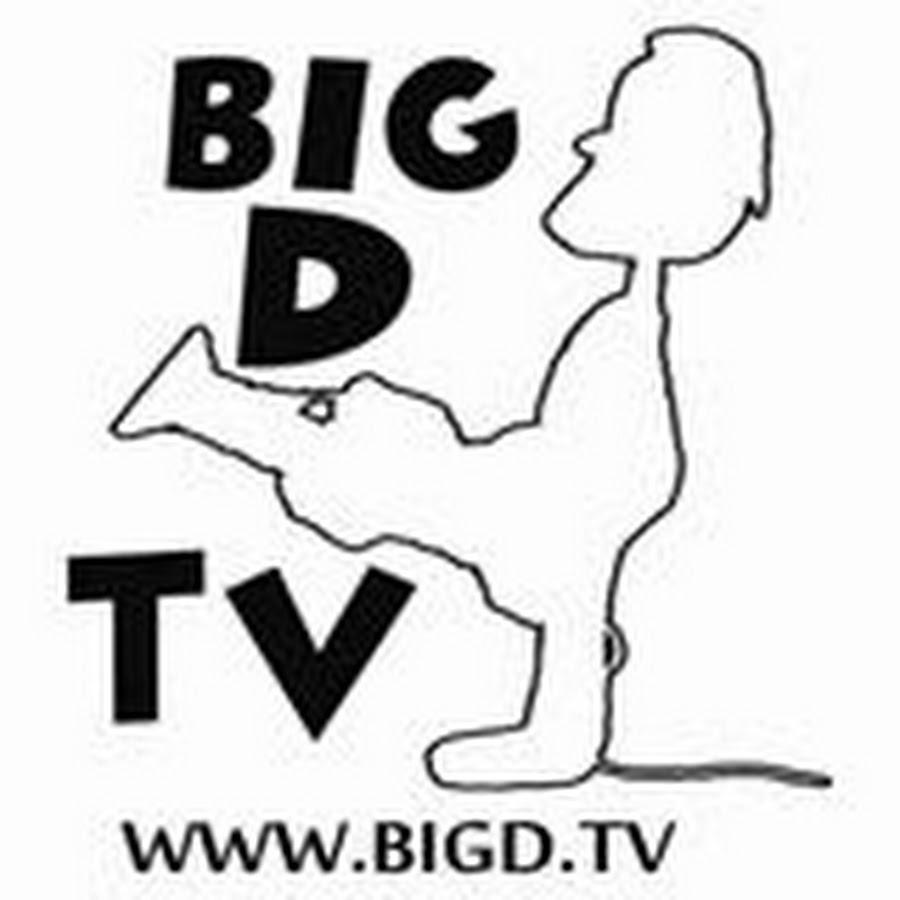 big d tv youtube Television Clip Art skip navigation
