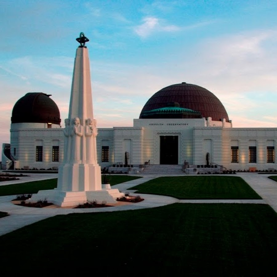 griffith observatory youtube