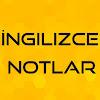 İngilizce Notlar