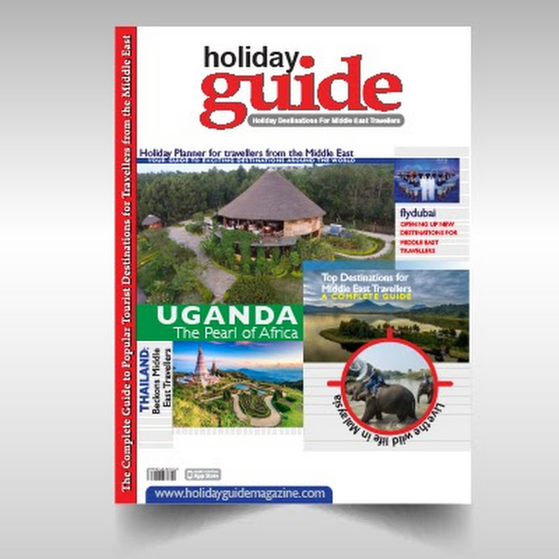 Holiday Guide Magazine