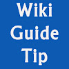 Wiki Guide Tip