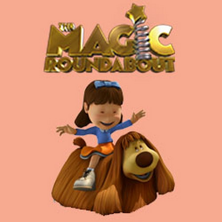 THE MAGIC ROUNDABOUT OFFICIAL 🇺🇸