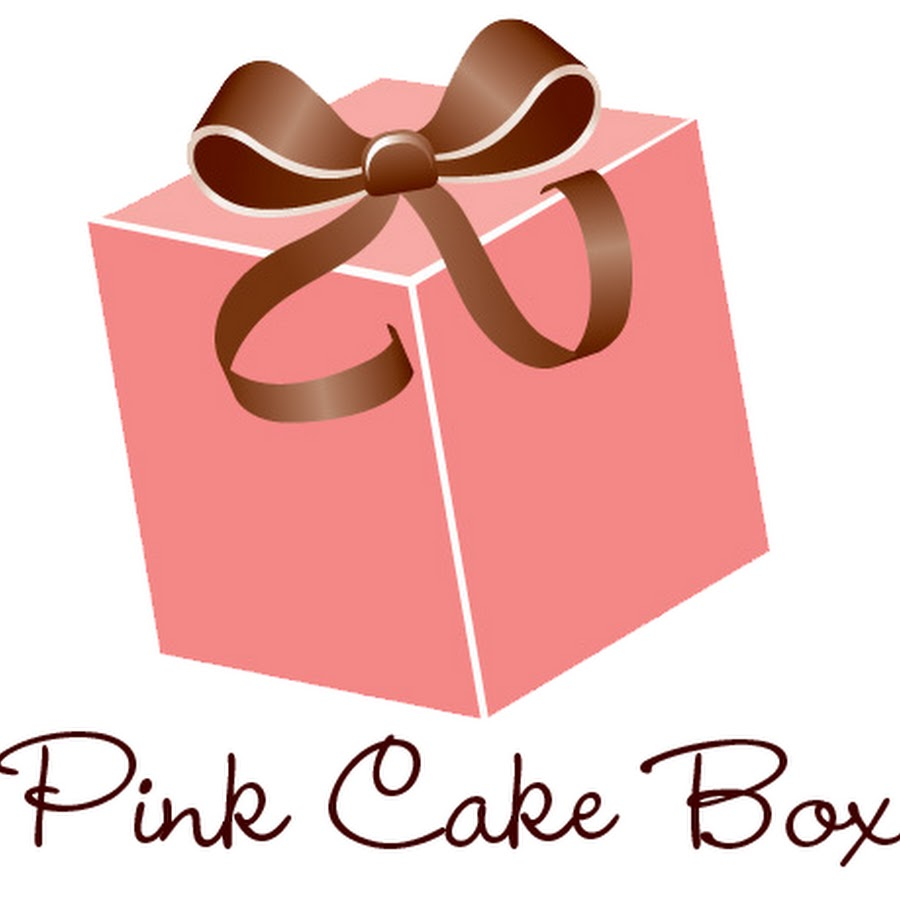 Pink Cake Box - YouTube