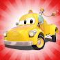 Araba Şehri - Çocuklar için çizgi filmler