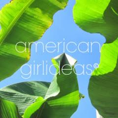 AmericanGirlIdeas