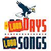 1,000 Days, 1,000 Songs