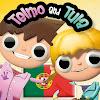 Telmo e Tula, desenhos animados