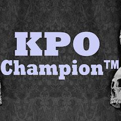 KPO-Champion™
