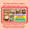 HWB™ HIDDEN WALL BED™ Since 2009. @ Directly Outside Beauty World MRT Station DT5 - EXIT A.
