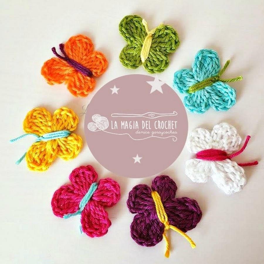 La Magia del Crochet - YouTube