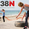38 Degrees North