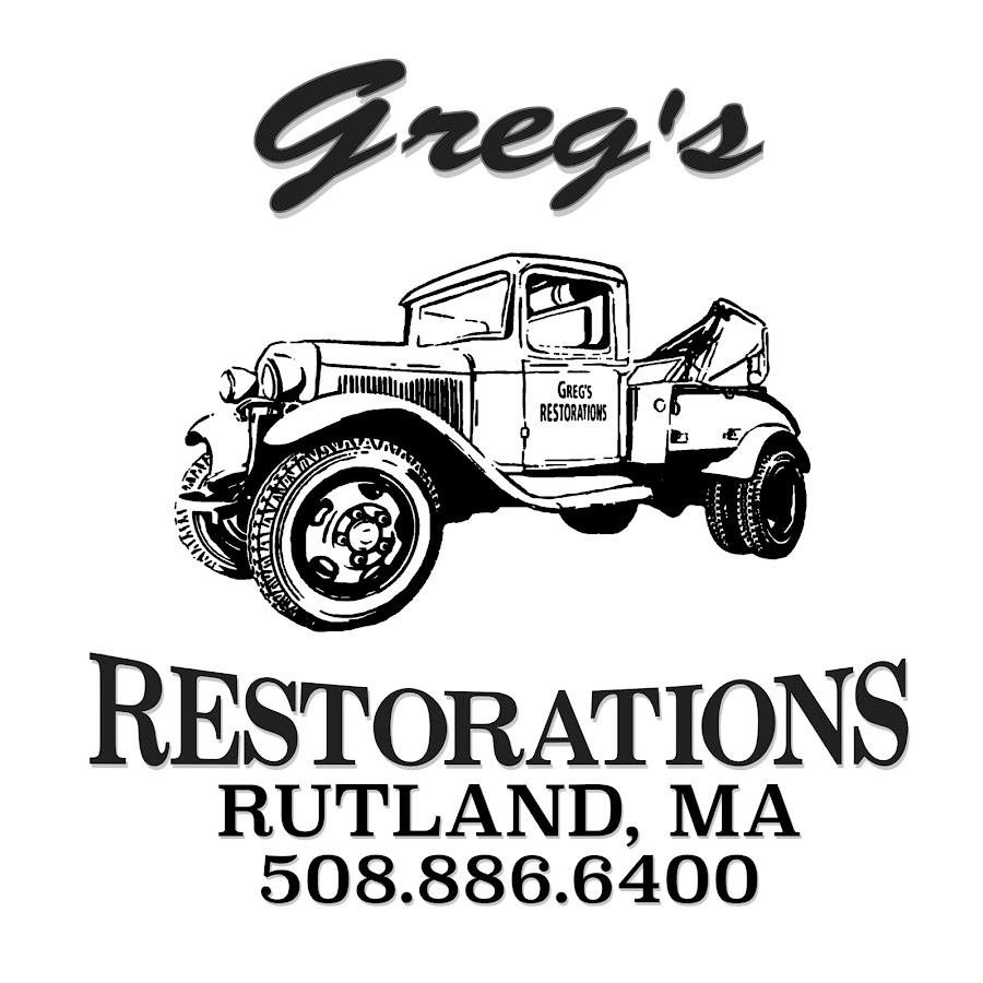 greg s restorations youtube
