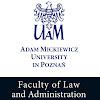 Adam Mickiewicz University Faculty of Law