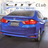 Honda All New City club