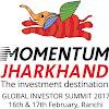 Momentum Jharkhand Global Investors' Summit 2017