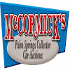 McCormick's Palm Springs Car Auctions