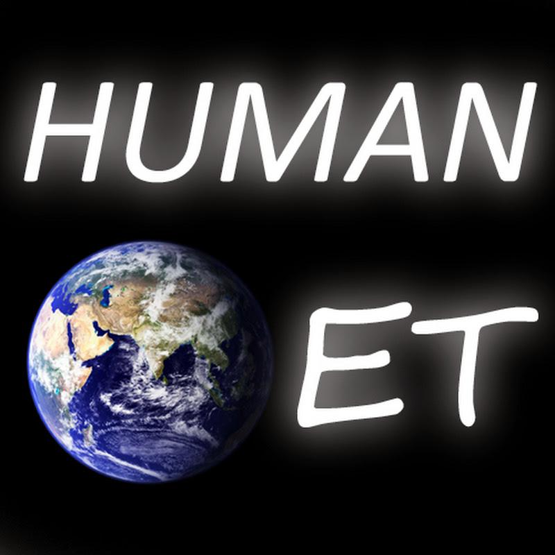 youtubeur Human.ET