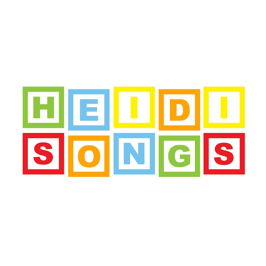 HeidiSongs - YouTube