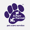 A PurrFurred Pet Care Service