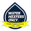 Water Heaters Only, Inc. | Corporate