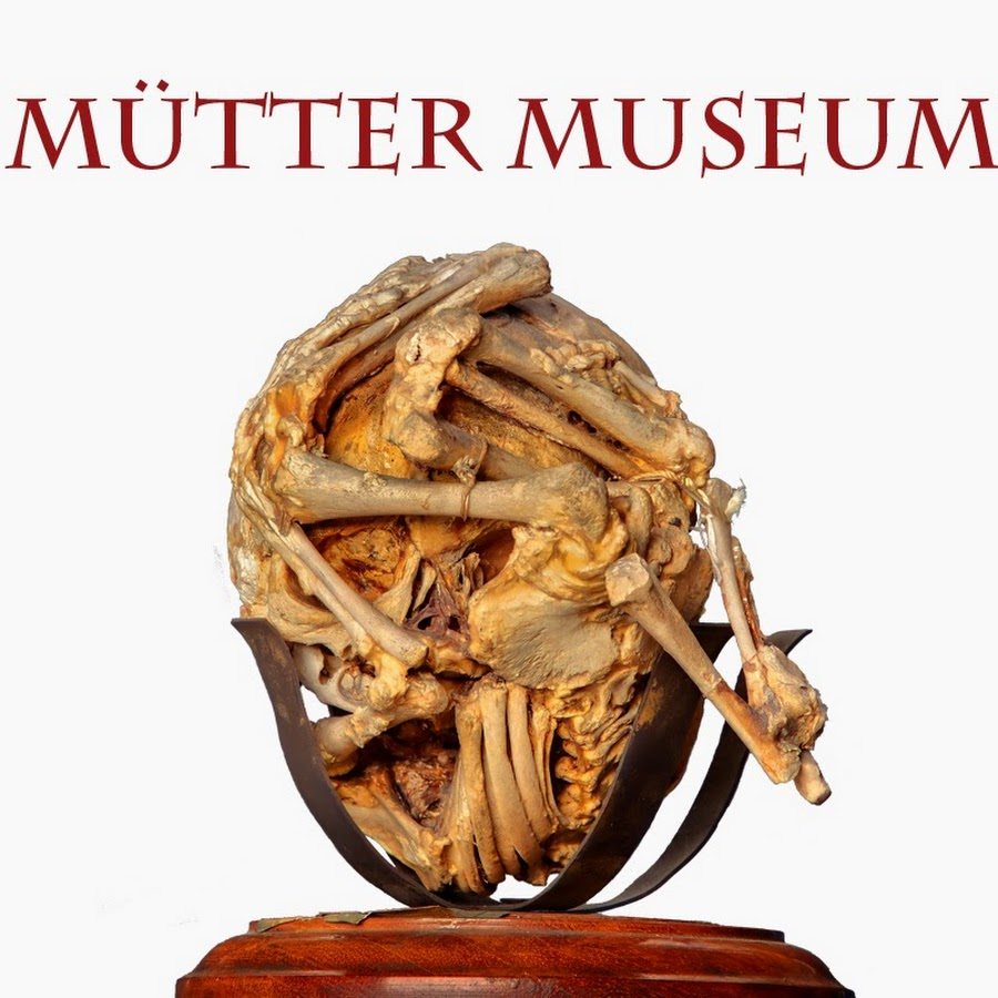Mütter Museum of the College of Physicians of Philadelphia - YouTube