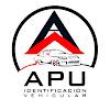 APU identificación vehicular
