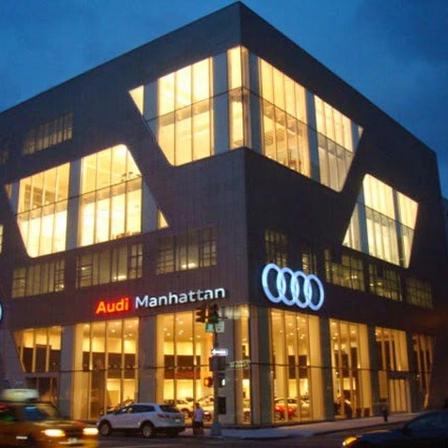 Audi Manhattan YouTube - Audi of manhattan