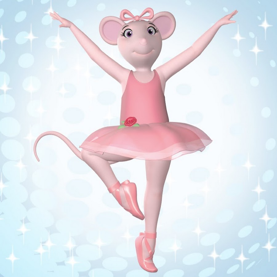 angelina ballerina youtube