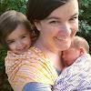 Amy Wraps Babies