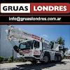 GRUAS LONDRES SA