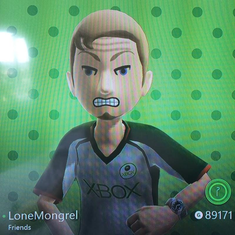 Lone Mongrel