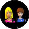 Raegan and RJ in Space