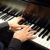 Trillian on Piano