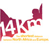 14 km - The shortest distance between North Africa and Europe e.V. // 14km.org