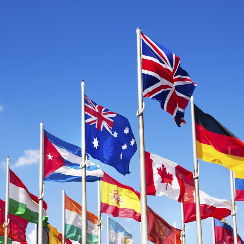Best Flags Stock Footage