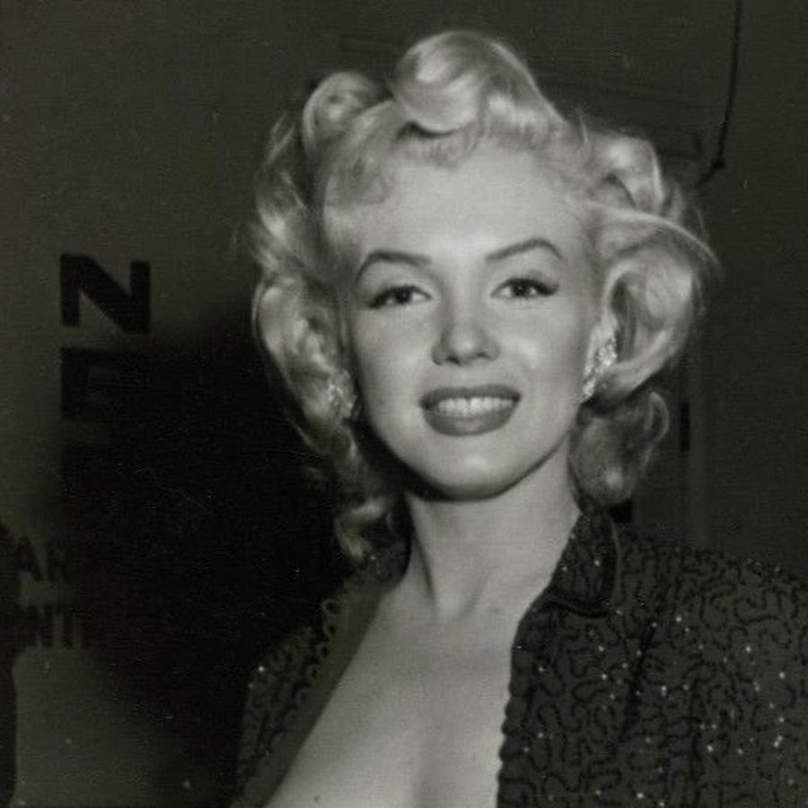 Marilyn Monroe History Youtube
