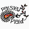 Paisley Plaid