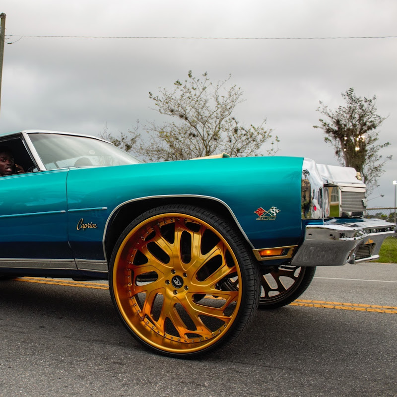 Whipple Superchargers Nz: Candy 72 Chevy Impala On 30 Inch Dub Wheels In HD (must