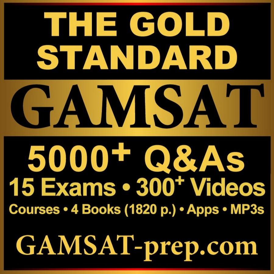 Gold Standard Gamsat Youtube