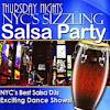 Sizzling Salsa Thursdays